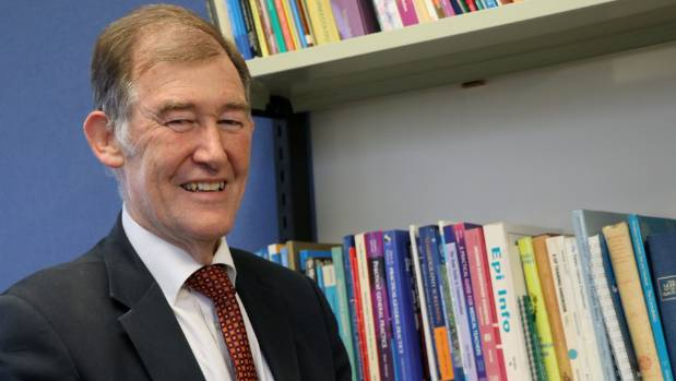 Waikato University professor of population health Ross Lawrenson says the Waikato med school proposal is based on a ...