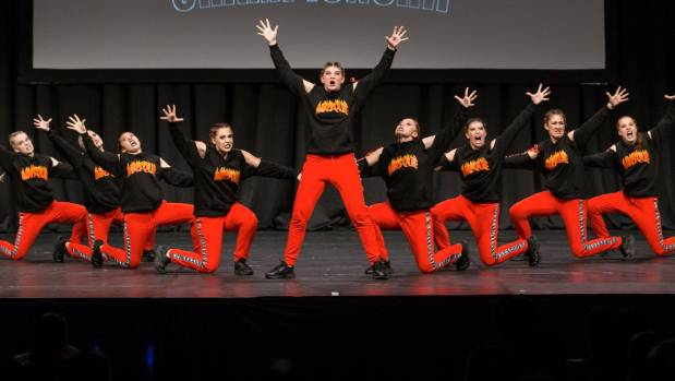 Masque crew from IDentity Dance Company won the varsity category at the Hip Hop International New Zealand championships.
