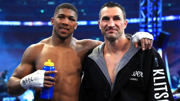 Nigerian delicacy is secret to success of United Kingdom boxing champion, Joshua