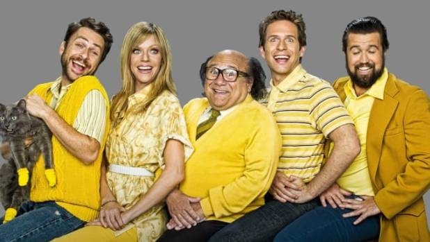 It's Always Sunny In Philidelphia is threatened by the alleged show hack.