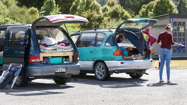 Sliding door vans will be permitted to stay at specific sites, such as Hipapatua [Reid's Farm], Mangakino Recreation ...
