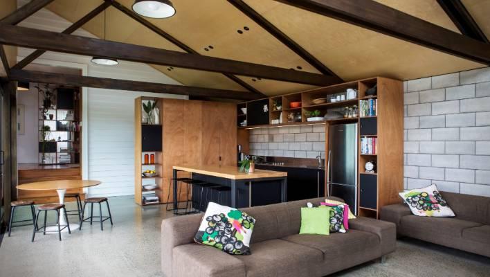 Groovy Garden Pavilion Addition To 1930S Bungalow Wins Door Handles Collection Olytizonderlifede