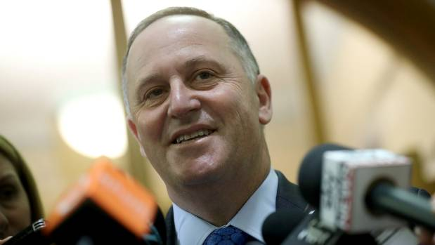 But John Key's National Government had the aftermath of the GFC and the Christchurch earthquakes to deal with.
