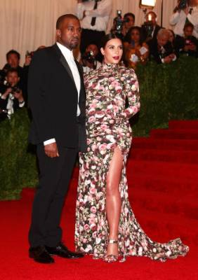 Image result for kim kardashian met gala 2013 couch