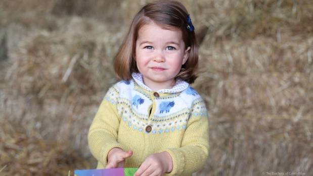 Princess Charlotte turns two at Anmer