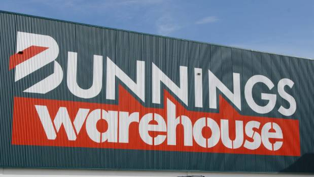 The Bunnings store in New Plymouth was targeted twice by a shoplifter, who brazenly walked out with thousands of dollars ...