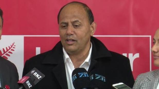 Willie Jackson was confused by Ngaro's comments.