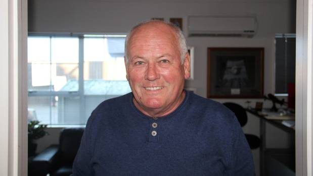 Kumeu's Craig Walker grew up on the base from 1961 until 1965 while his father was Commanding Officer.