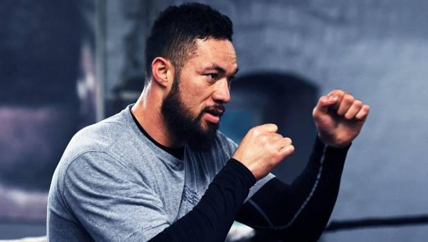 NZ heavyweight boxer Joseph Parker holds the WBO world title.