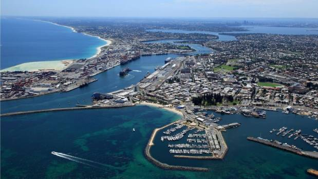 Fremantle is an artsy port town south of Perth.