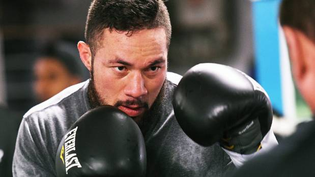 Joseph Parker is confident he has the power to match any heavyweight in the division.