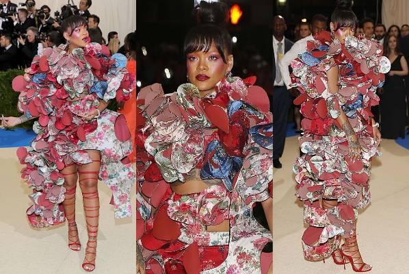 Met gala 2017 best dressed celebrities