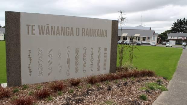 Te Wananga o Raukawa, an Otaki-based tertiary institution with a Maori focus.