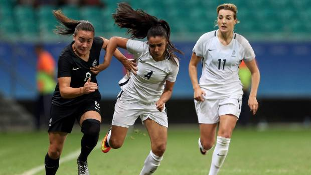 The Auckland forward also turned out for the Ferns at last year's Olympic Games in Rio.