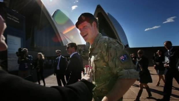 Prince Harry to visit Australia