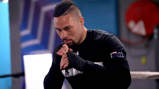 Joseph Parker must be tired of chasing Hughie Fury's shadow.