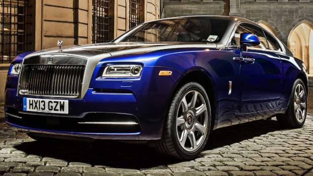 A Rolls-Royce Wraith is just one of a handful luxury cars owned by Manchester City's Yaya Toure.