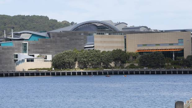 In this city, frontier style, nothing has to meet any aesthetic standard, says Rosemary McLeod. Just look at Te Papa.