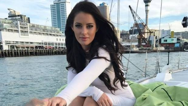 Kiwi Playboy Model In Hot Water After Nude Mountain Photo