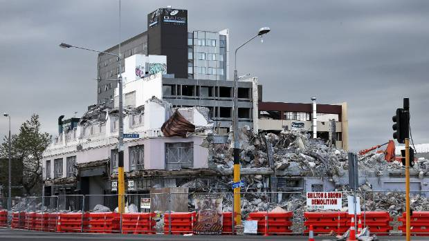 AS Christchurch has found, demolition is costly and disruptive. It should be a last resort.