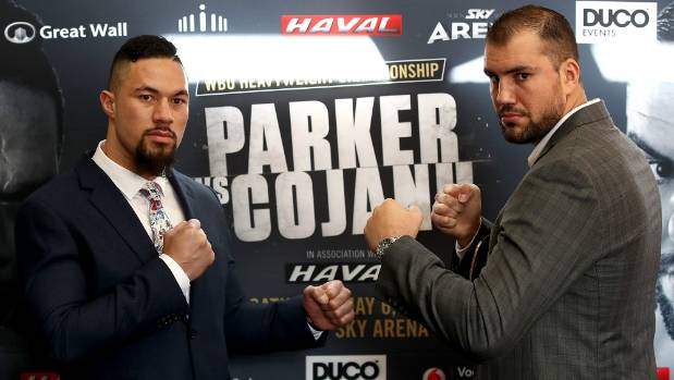 It will cost $50 to watch Joseph Parker fight  Razvan Cojanu.