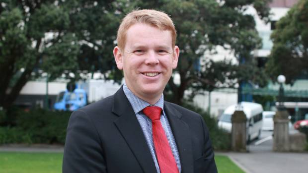 Labour's education spokesman Chris Hipkins isn't in favour of being selective about which students get a subsidy to ...