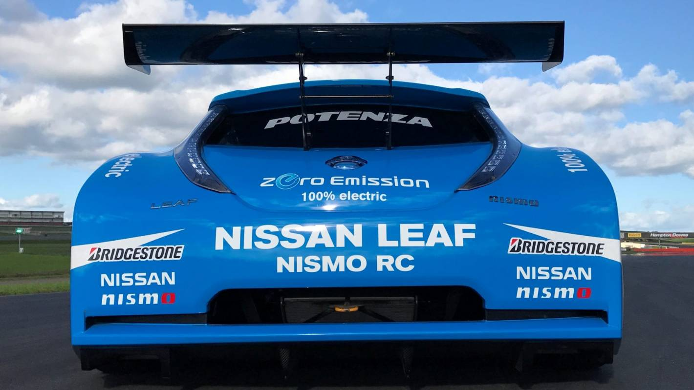 The Day I Drove The Nismo Leaf Rc Electric Racing Car Stuff Co Nz