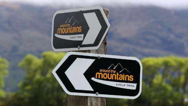 """The Council will investigate the """"Heartland Ride"""" option, which would see the Centre Hill and Mavora Lakes Roads being ..."""