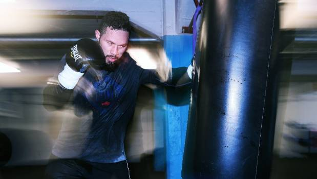 Joseph Parker is out to prove he has rare hand speed for the heavyweight division.