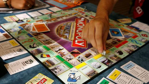 The origins of Monopoly come from economist Henry George's book Progress and Poverty.