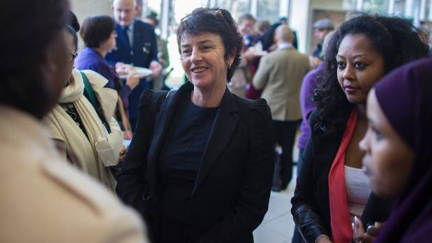 Dame Susan Devoy is the current Race Relations Commissioner.
