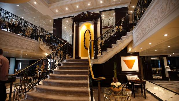 Azamara Journey recently underwent a multi-million dollar refurbishment.