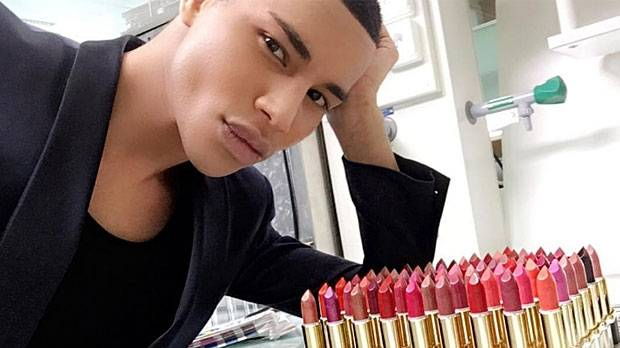 Balmain teams up with L'Oreal Paris for 'luxury' lipstick line