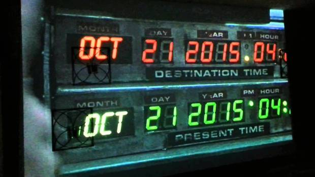 The future depicted in Back to the Future Part II came and went more than a year and a half ago.