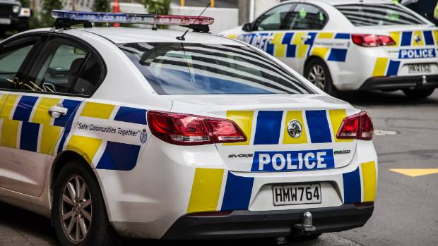 Police, executing a search warrant, searched an Otorohanga building on Friday for drugs.