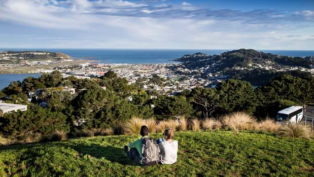 The rankings were released on Thursday - which just happened to be one of those famous Wellington-on-a-good-days.