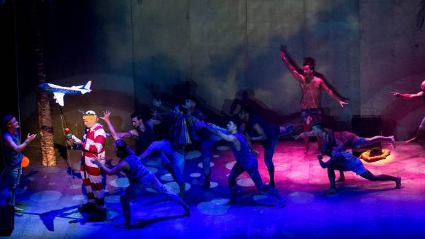 Joseph And The Amazing Technicolor Dreamcoat opens in Christchurch on Thursday night.