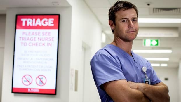 Rodger Corser as Hugh Knight.