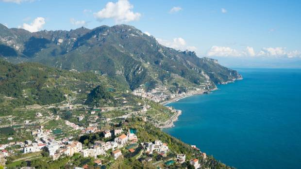 Driving Italy's Amalfi Coast was challenging, with its narrow cliff-edge roads and impatient local drivers.