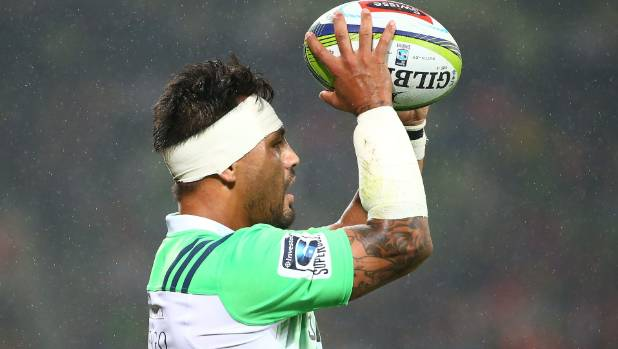 Naholo try helps Highlanders