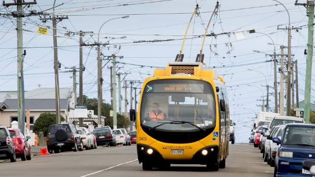 Wellington busses will stop this month as drivers attend stop-work meetings.