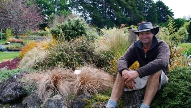 Kerikeri nurseryman Tom Lindesay was first in New Zealand to spot myrtle rust, on juvenile pohutukawa.
