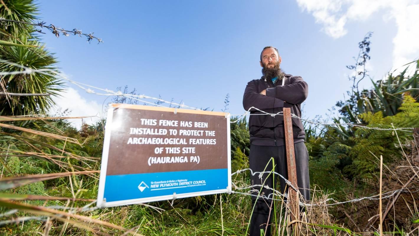 Maori Tapu: Disrespect Being Shown For Sacred Maori Pa Site Near
