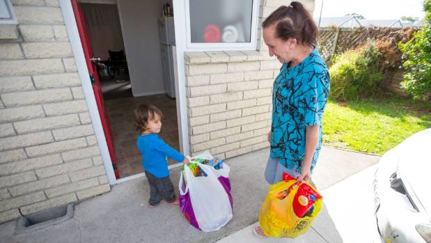 Renee Langley is overwhelmed by the generosity of strangers who have donated food and toys to son Kanye, who turns 3 on ...