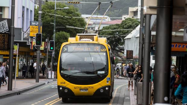 Wellington's electric trolley bus fleet will be retired at the end of October.