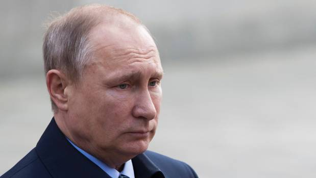Vladimir Putin supports plan to investigate reported abuse of gay men