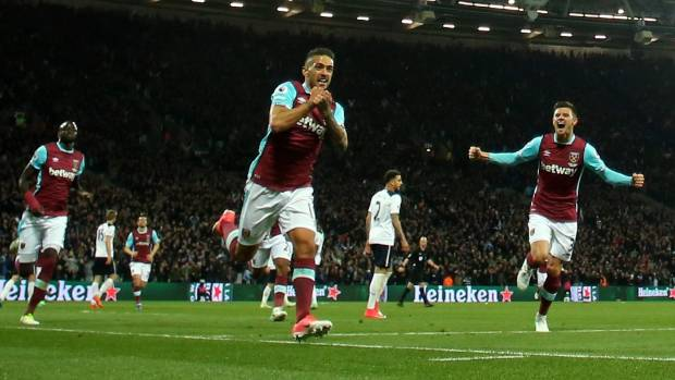 West Ham 1 Tottenham 0: Eric Dier makes key title race admission