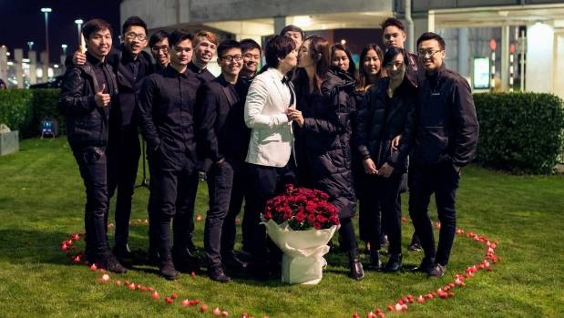New Zealands Most Elaborate Wedding Proposal Stuff