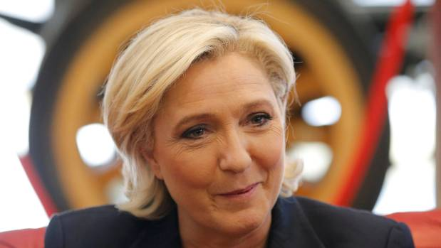 Marine Le Pen's high-spending anti-globalisation