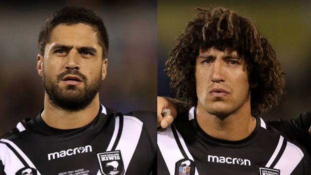 New Zealand captain Adam Blair slams Jason Taumalolo